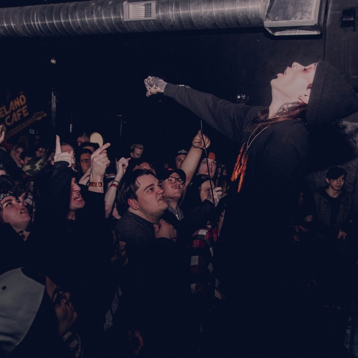 Sworn In @ Z7 - Pratteln, Switzerland