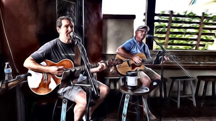 Barefoot Bobby and the Breakers @ Plumsteadville Inn 7pm-11pm (Tom & Bill Duo) - Pipersville, PA