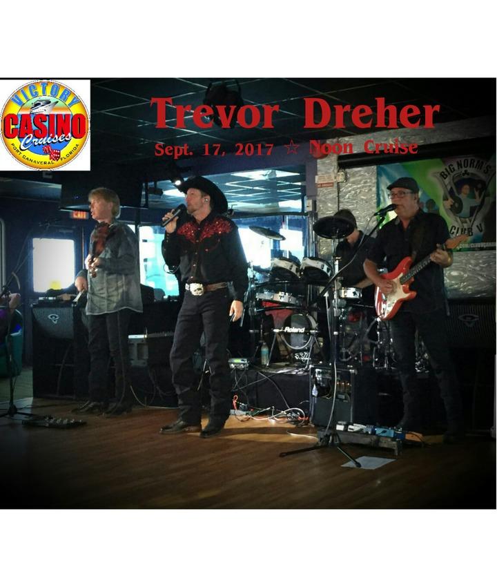 Trevor Dreher @ Victory Casino Cruises (Victory 1) - Cape Canaveral, FL