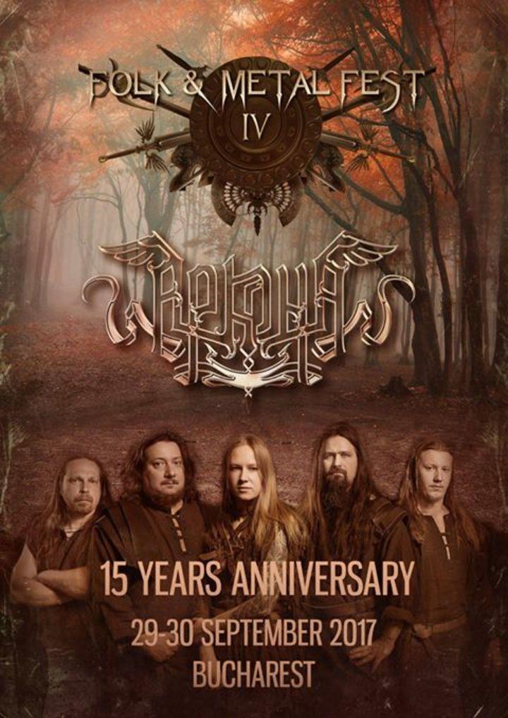 Arkona @ Folk & Metal Fest IV - Bucharest, Romania
