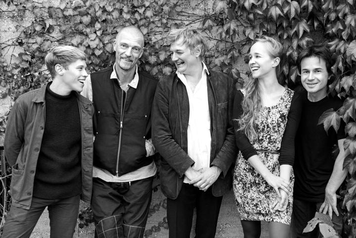 Aubergine Artist Management @ Jazz Station - Bruxelles, Belgium