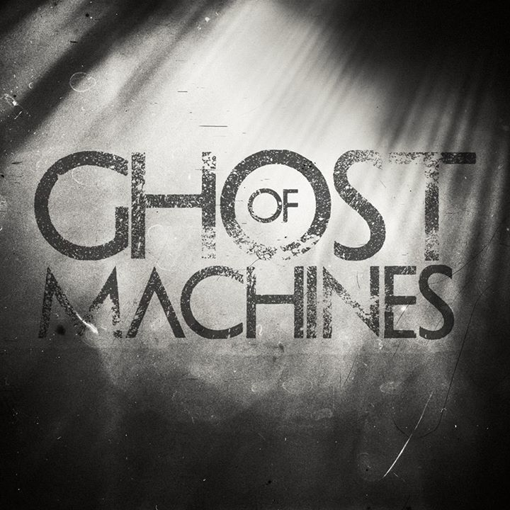GHOST OF MACHINES @ The Vic - Swindon, United Kingdom