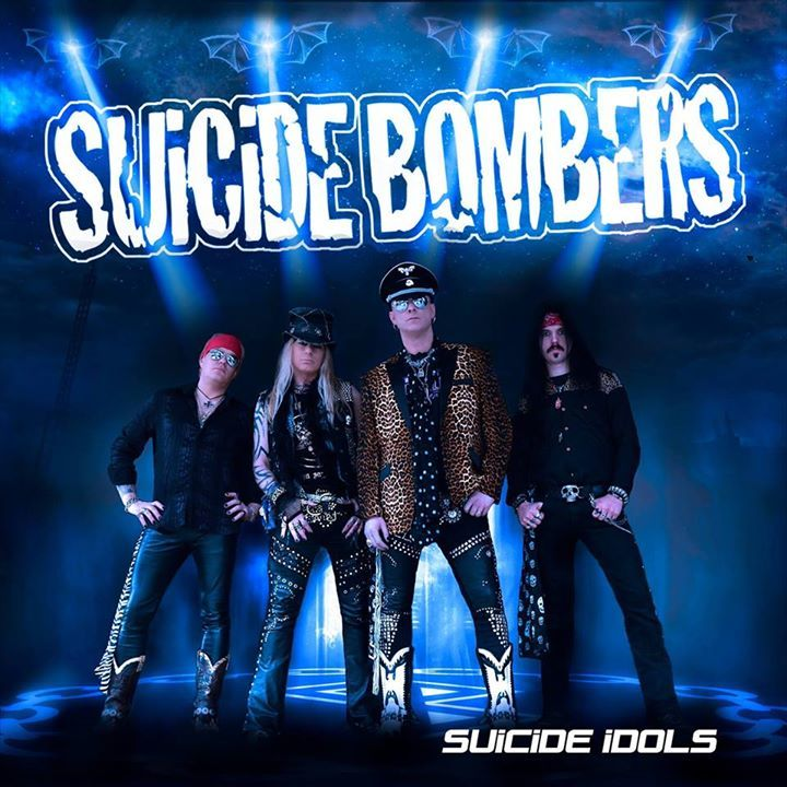 Suicide Bombers Tour Dates