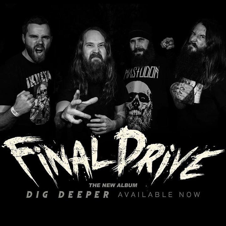 Final Drive Tour Dates
