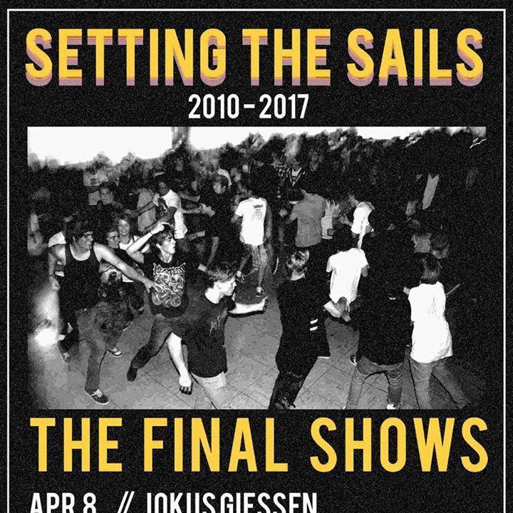 Setting The Sails Tour Dates