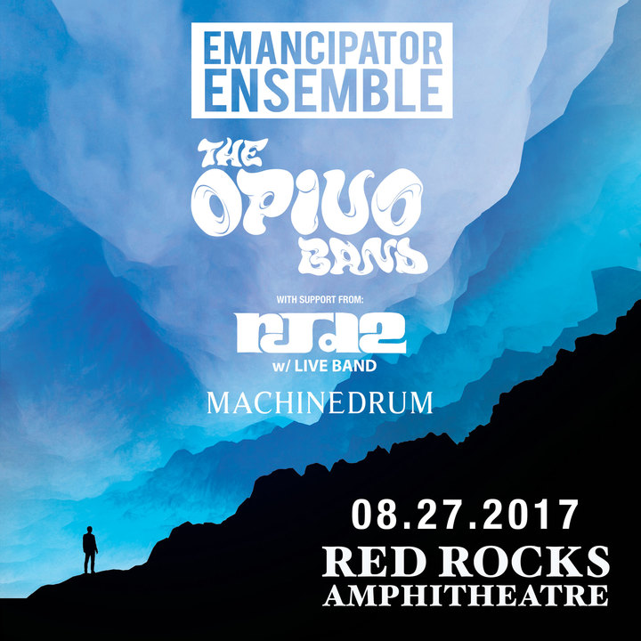Emancipator @ Red Rocks Amphitheatre - Morrison, CO