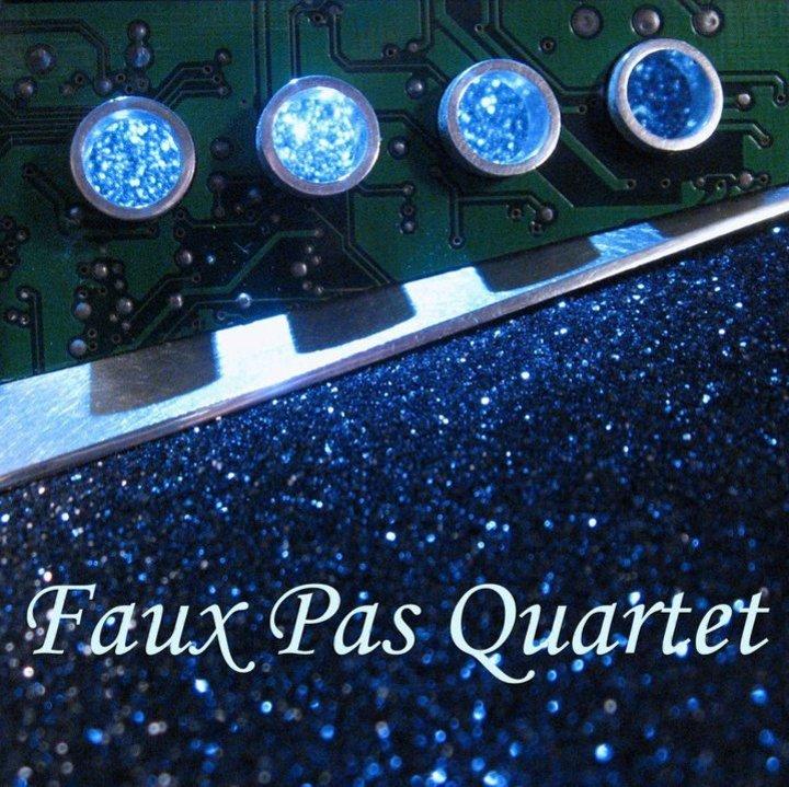 Faux Pas Quartet @ The Vanderelli Room - Columbus, OH