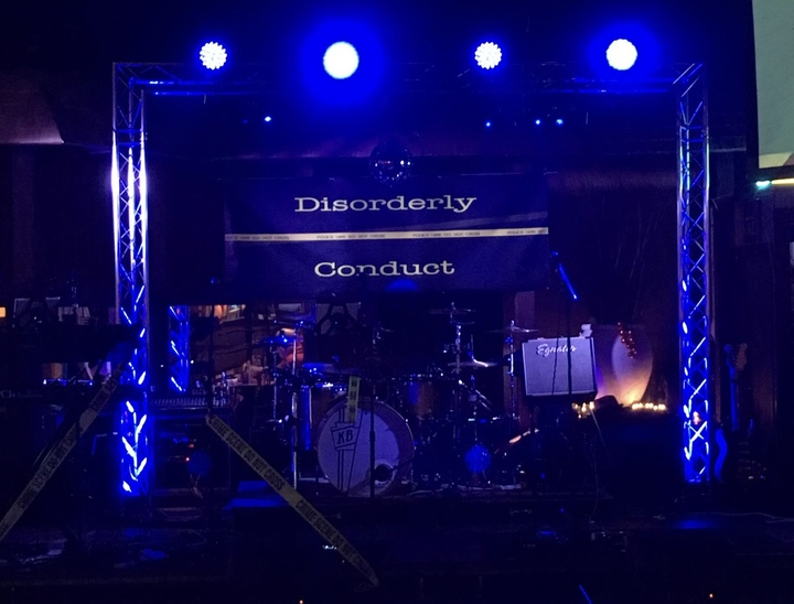 Disorderly Conduct Band @ Sts. Peter & Paul Church - Reading, OH