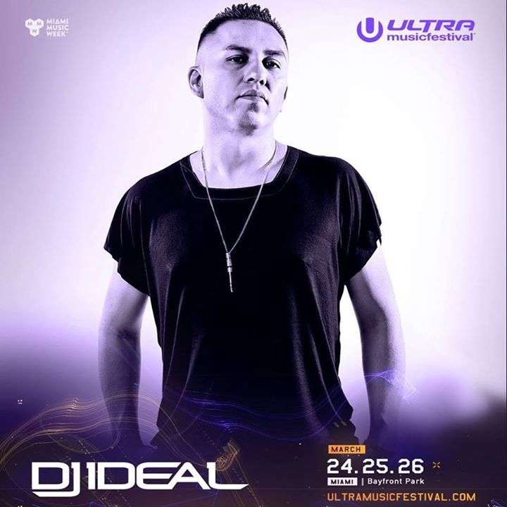 DJ IDeaL Tour Dates