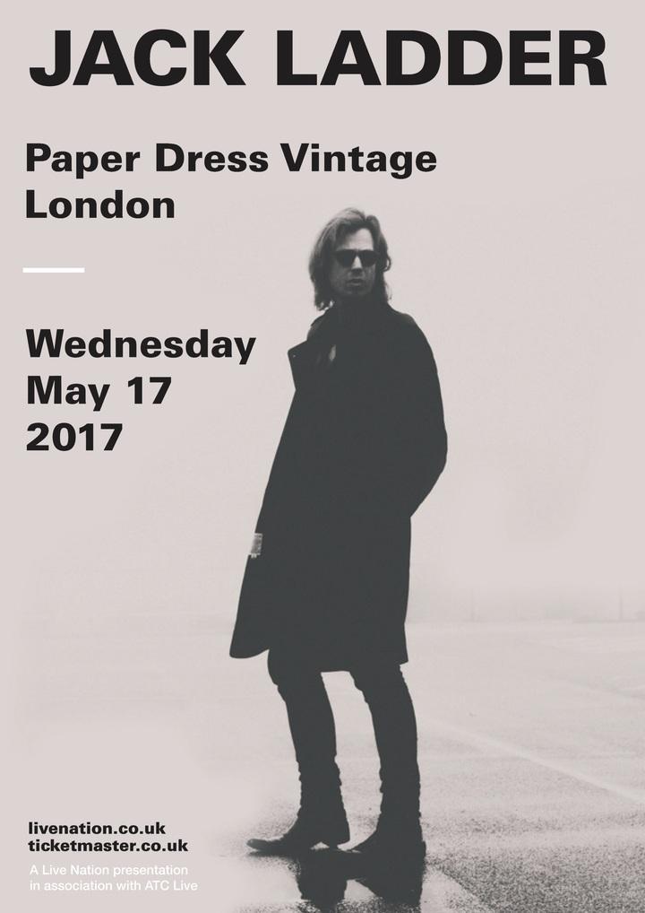 Jack Ladder & The Dreamlanders @ Paper Dress Vintage - London, United Kingdom