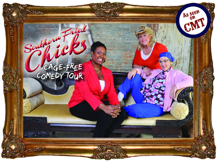 Southern Fried Chicks @ Goddard Performing Arts - Ardmore, OK
