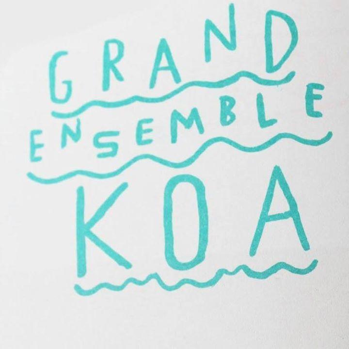 Grand Ensemble Koa Tour Dates