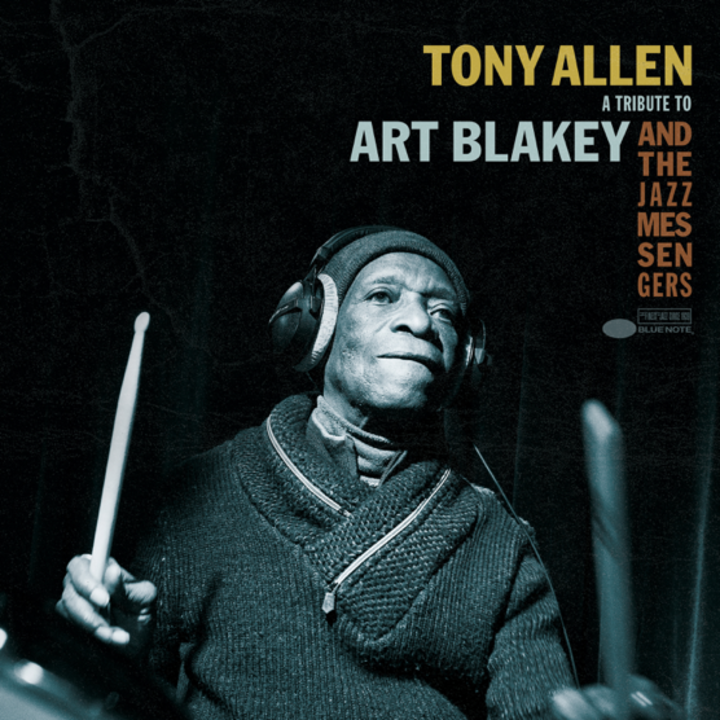 Tony Allen Tour Dates