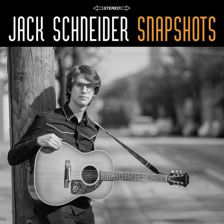 Jack Schneider Tour Dates