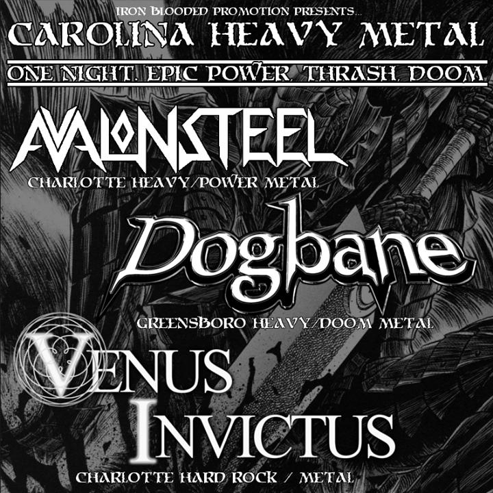 Avalon Steel Tour Dates