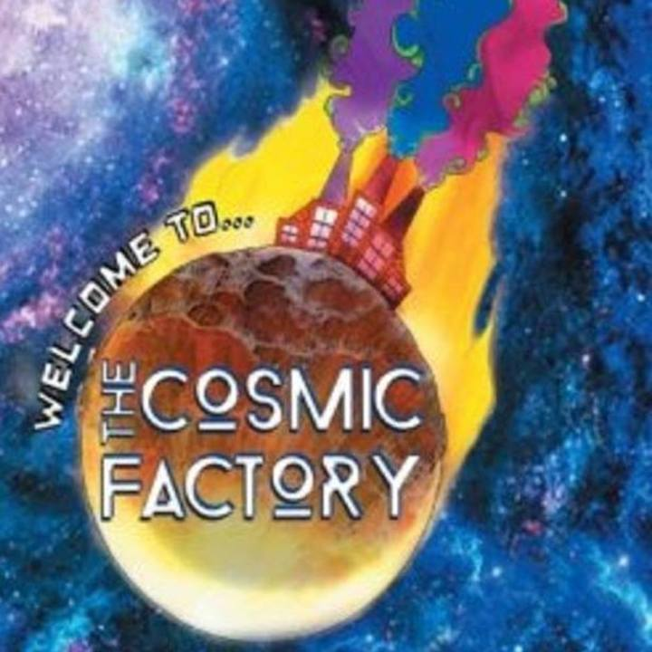 The Cosmic Factory Tour Dates
