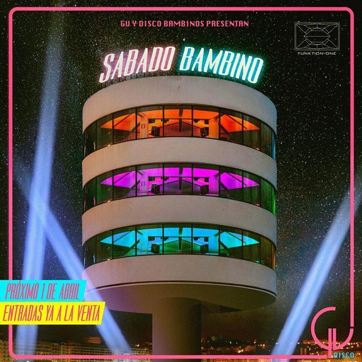 Disco Bambinos Tour Dates