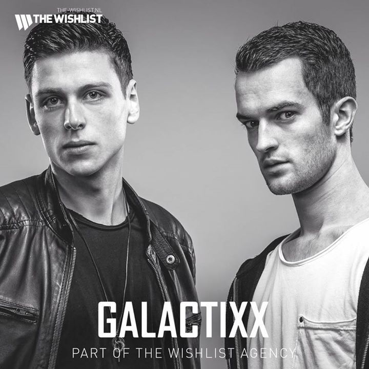 Galactixx Tour Dates