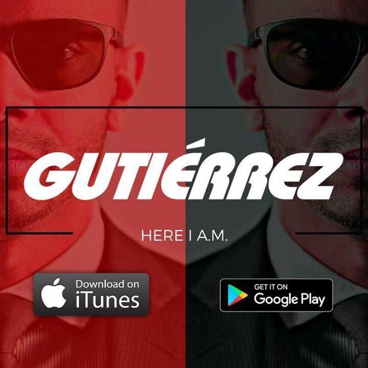 Gutiérrez Tour Dates