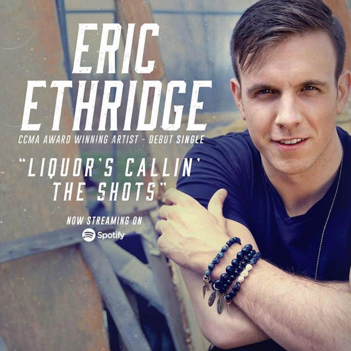 Eric Ethridge Tour Dates