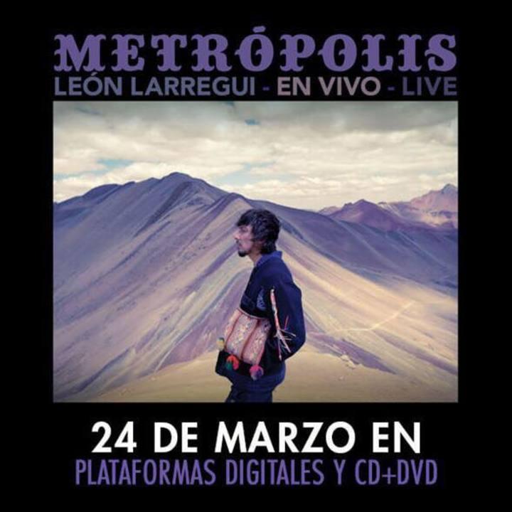 León Larregui Tour Dates