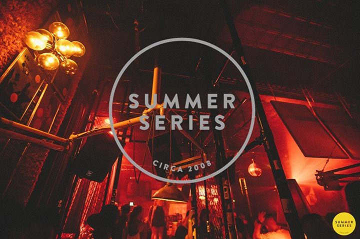 SUMMER SERIES Tour Dates