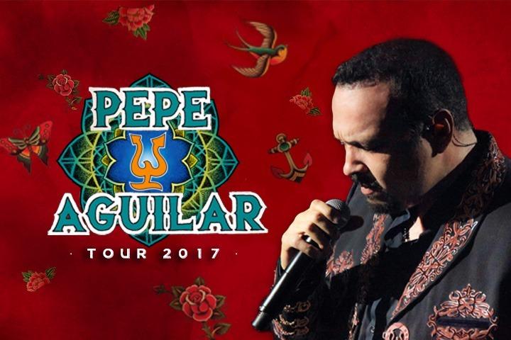 Pepe Aguilar @ Teatro del Pueblo - Zacatecas, Mexico