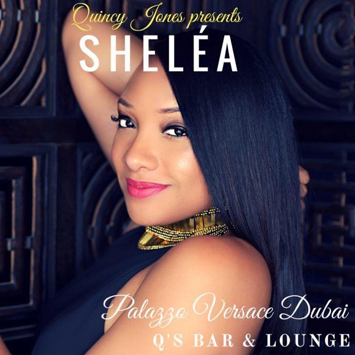 Shelea Music Tour Dates