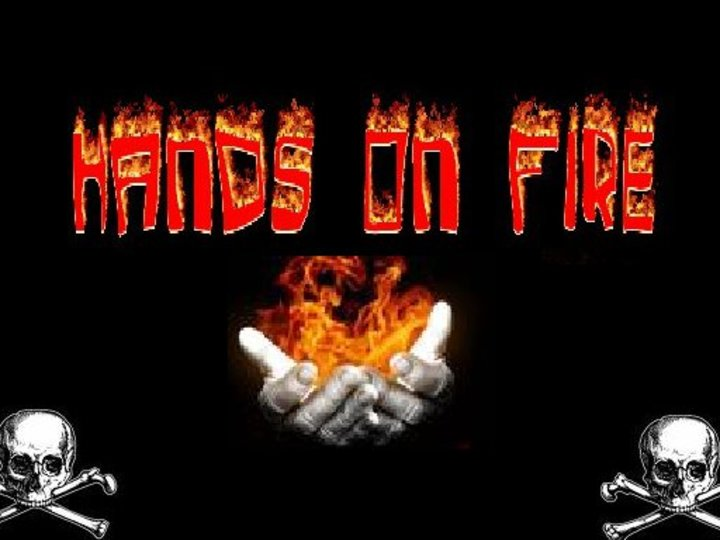 Hands On Fire Tour Dates