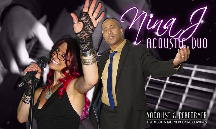 Nina J Acoustic Duo Tour Dates