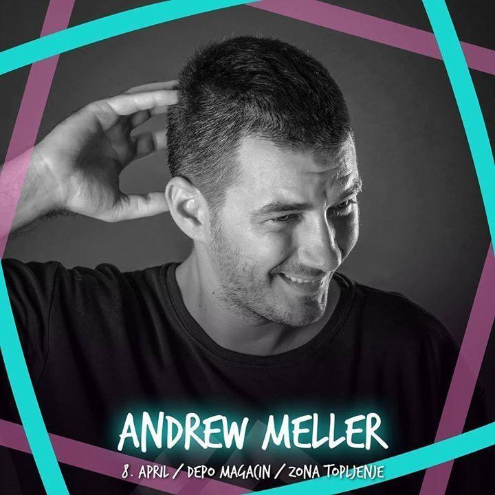 Andrew Meller Tour Dates