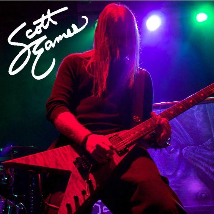 Scott Eames - Musician Tour Dates