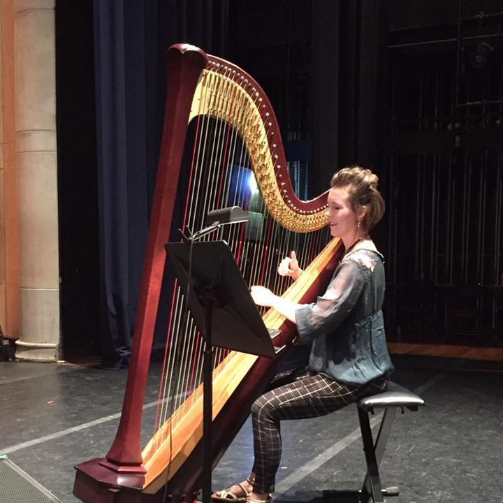 Alpenglow Harp Studio Tour Dates