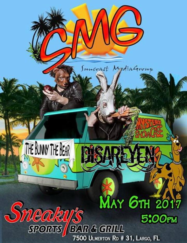 Disareyen Tour Dates