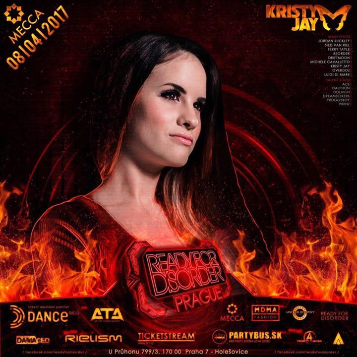Kristy Jay Tour Dates