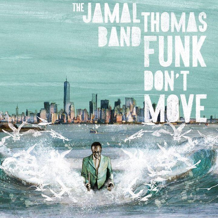 Jamal Thomas Band Tour Dates