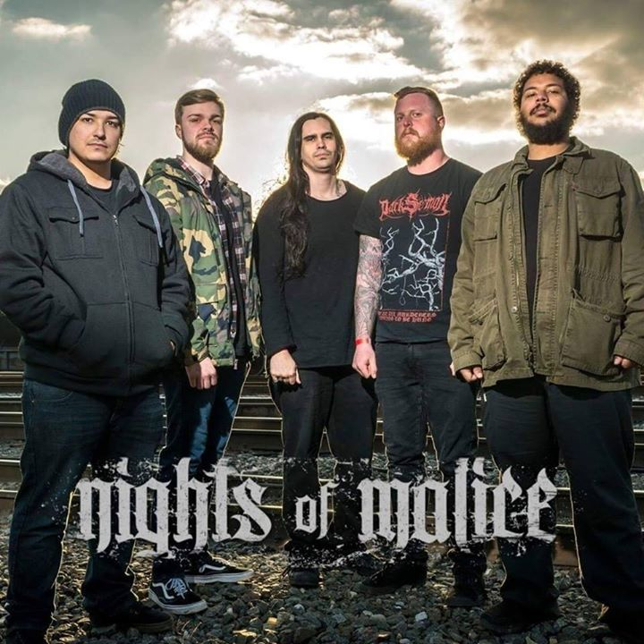 Nights Of Malice Tour Dates