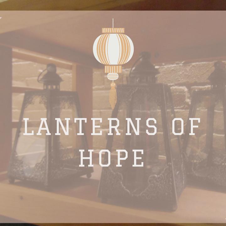 Lanterns of Hope Tour Dates