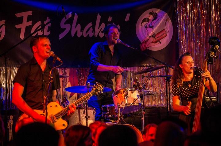 Big Fat Shakin @ Streetfoot meets Rock n´Roll - Gronau, Germany