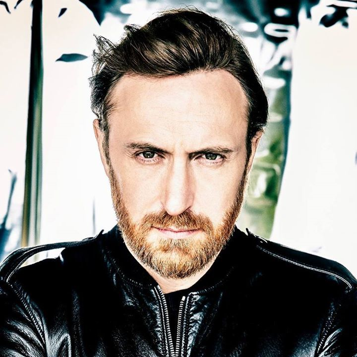 David Guetta Tour Dates
