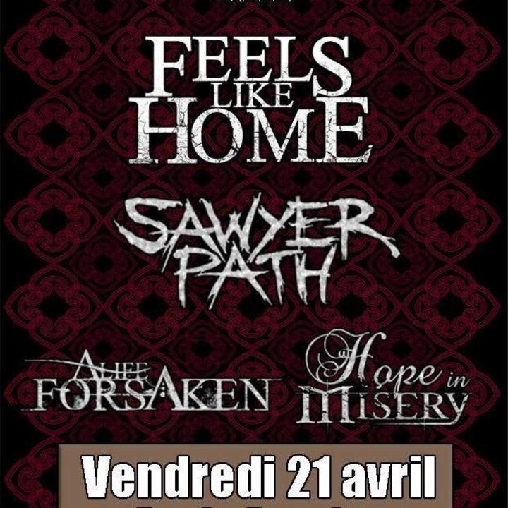 Sawyerpath Tour Dates