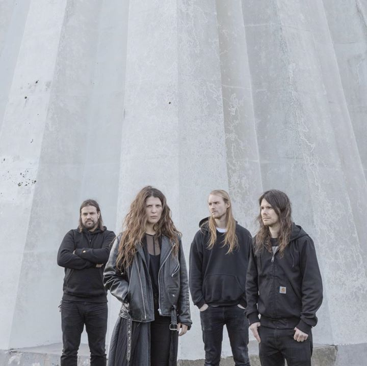 Oathbreaker @ Le Romandie Rock Club - Lausanne, Switzerland