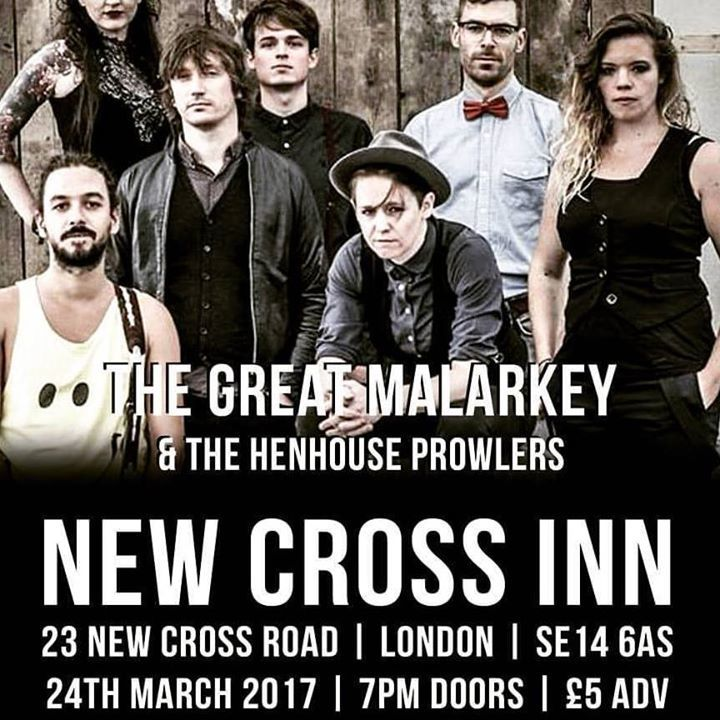 The Great Malarkey Tour Dates