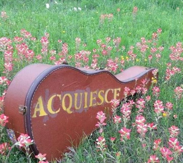 ACQUIESCE Tour Dates