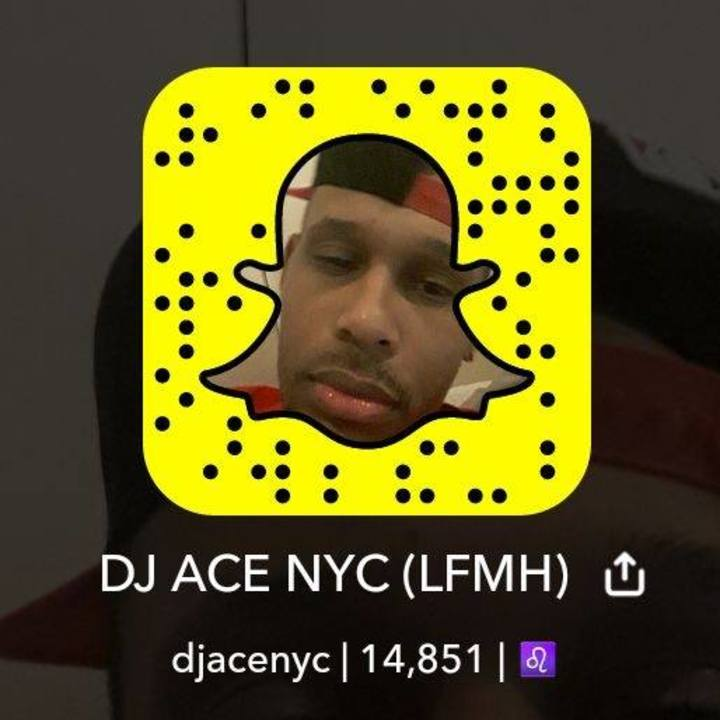 DJ ACE NYC Tour Dates