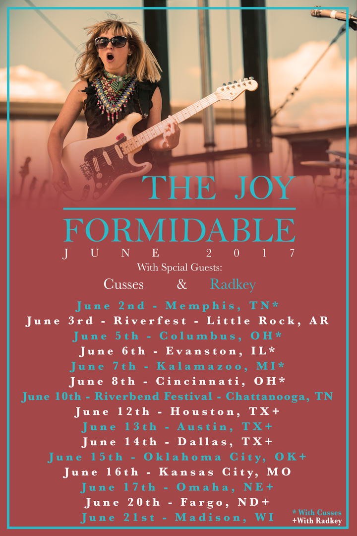 The Joy Formidable @ Hi-Tone Cafe - Memphis, TN