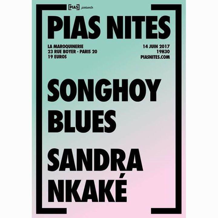 SANDRA NKAKE Tour Dates