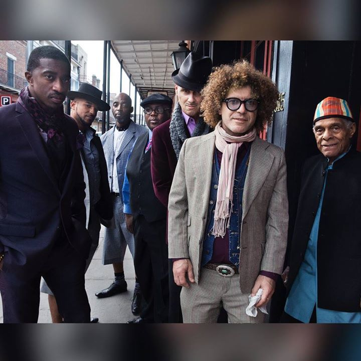 Preservation Hall Jazz Band Tour Dates
