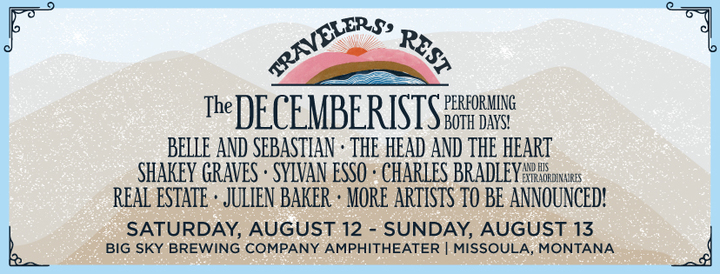 Shakey Graves @ Big Sky Brewing Company Amphitheater - Missoula, MT