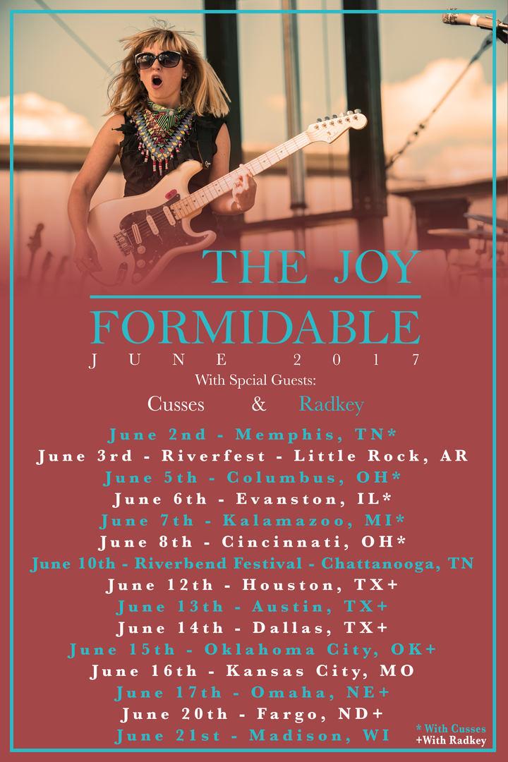 The Joy Formidable @ Downtown - Little Rock, AR